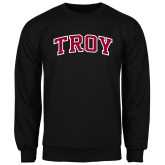 Black Fleece Crew-Arched Troy