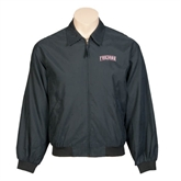 Black Players Jacket-Arched Trojans