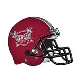 Football Helmet Magnet-Troy Trojans Shield, 11 1/2 in W X 8 3/4 in H