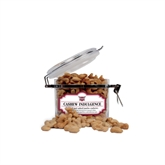 Cashew Indulgence Small Round Canister-Troy Trojans Shield
