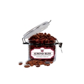 Almond Bliss Small Round Canister-Troy Trojans Shield
