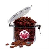 Almond Bliss Round Canister-Troy Trojans Shield
