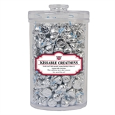 Kissable Creations Large Round Canister-Troy Trojans Shield