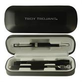 Black Roadster Gift Set-Troy Trojans Engraved