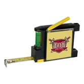 Measure Pad Leveler 6 Ft. Tape Measure-Troy Trojans Shield