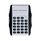 White Flip Cover Calculator-Troy Trojans