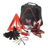 Highway Companion Black Safety Kit-Troy Trojans Shield