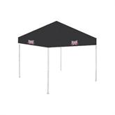 9 ft x 9 ft Black Tent-Troy Trojans Wide Shield