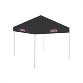 9 ft x 9 ft Black Tent-Arched Troy
