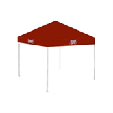 9 ft x 9 ft Cardinal Tent-Troy Trojans Wide Shield