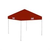 9 ft x 9 ft Cardinal Tent-Troy Trojans Wide Shield