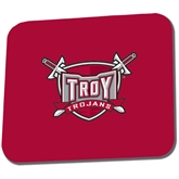 Full Color Mousepad-Troy Trojans Shield