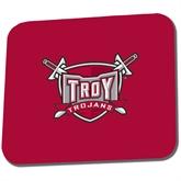 Full Color Mousepad-Troy Trojans Shield