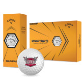 Callaway Warbird Golf Balls 12/pkg-Troy Trojans Shield