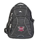 High Sierra Swerve Compu Backpack-Troy Trojans Shield