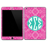 iPad Mini 3 Skin-Pink India Pattern