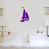 1 ft x 1 ft Fan WallSkinz-Sailboat