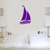 2 ft x 2 ft Fan WallSkinz-Sailboat