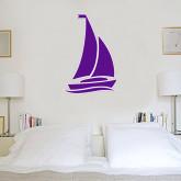 3 ft x 3 ft Fan WallSkinz-Sailboat