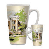 Full Color Latte Mug 17oz-Mable Lee Walton Museum