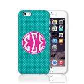iPhone 6 Phone Case-Seaglass Dot Pattern