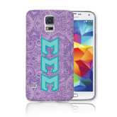 Galaxy S5 Phone Case-Seaglass India Pattern