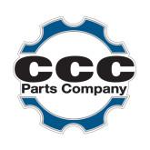 Medium Decal-CCC Parts Company
