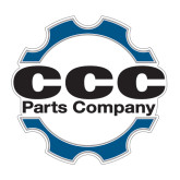 Large Decal-CCC Parts Company