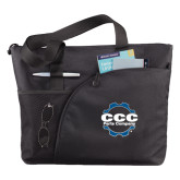 Excel Black Sport Utility Tote-CCC Parts Company