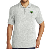 Silver Electric Heather Polo-Truck Pro
