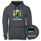 Contemporary Sofspun Charcoal Heather Hoodie-Truck Pro