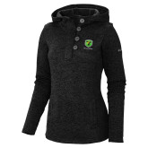 Columbia Ladies Darling Days Black Pullover-Truck Pro