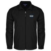 Full Zip Black Wind Jacket-CCC Parts Company