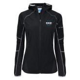 Columbia Ladies Sweet As Black Hooded Jacket-CCC Parts Company