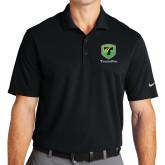 Nike Golf Dri Fit Black Micro Pique Polo-Truck Pro