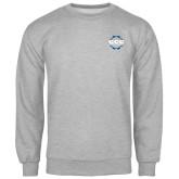 Grey Fleece Crew-CCC Parts Company