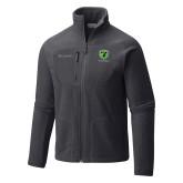 Columbia Full Zip Charcoal Fleece Jacket-Truck Pro