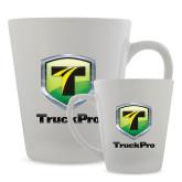 Full Color Latte Mug 12oz-Truck Pro