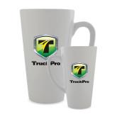 Full Color Latte Mug 17oz-Truck Pro