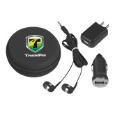 3 in 1 Black Audio Travel Kit-Truck Pro