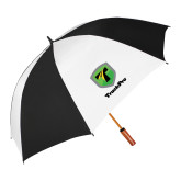 62 Inch Black/White Vented Umbrella-Truck Pro
