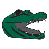 Large Decal-Gator Head, 12in Wide