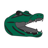Small Decal-Gator Head, 6in Wide