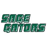 Extra Large Decal-Sage Gators Wordmark, 18in Wide