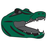 Extra Large Decal-Gator Head, 18in Wide