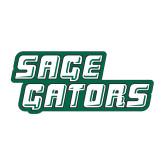 Medium Magnet-Sage Gators Wordmark, 8in Wide