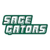 Large Magnet-Sage Gators Wordmark, 12in Wide