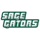 Extra Large Magnet-Sage Gators Wordmark, 18in Wide
