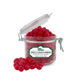 Sweet & Sour Cherry Surprise Small Round Canister-Sage Gators Wordmark