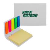 Micro Sticky Book-Sage Gators Wordmark